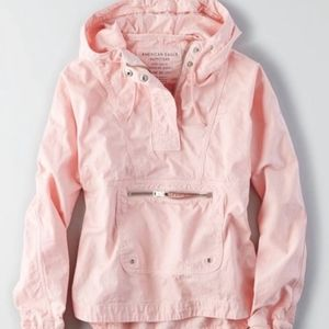 AE Hooded Pullover Jacket. (L)